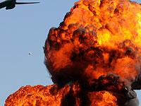 СМИ: ВВС ЦАХАЛа атаковали автомобиль в районе Кунейтры, убит один человек