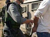 Задержаны палестинские арабы, подозреваемые в хищении боеприпасов с баз ЦАХАЛа