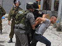 Возле Рамаллы задержаны пять арабов, подозреваемые в нападениях на израильтян