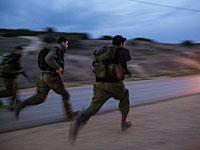 Во время забега в Иорданской долине скончался офицер-резервист