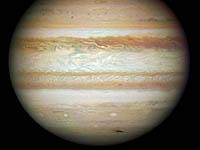 Космический телескоп сделал снимки Юпитера, приблизившегося к Земле