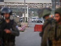 ЦАХАЛ объявил о введении режима блокады Иудеи и Самарии на День Памяти и День Независимости