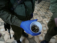 Около Хеврона военными закрыта мастерская по производству оружия