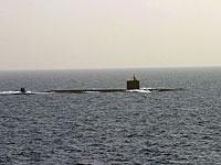 Провалился запуск крылатой ракеты с иранской подлодки