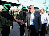 Новым главой политбюро ХАМАС избран Исмаил Ханийя