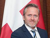 Глава МИД Дании Андерс Самуэльсен