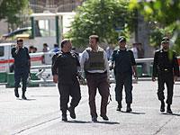 Полиция Тегерана арестовала пятерых подозреваемых в причастности к терактам