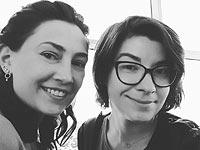 Катерина Бабкина и Ирина Славинская
