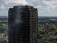 Пожар в Лондоне: количество погибших возросло до 12 человек