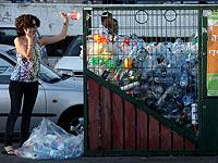 Единственный в Израиле завод по переработке пластиковых бутылок находится на грани закрытия