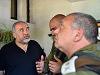 Либерман пообещал предпринять меры против распространителей слухов о крушении вертолета