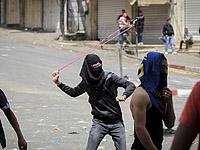 В Хевроне арабы забросали камнями израильских военнослужащих