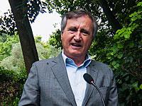 Мэр Венеции Луиджи Бруньяро