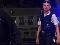 Нападение на полицейских в Брюсселе