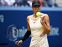 Мария Шарапова вышла в третий круг Открытого чемпионата США
