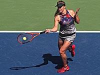 Дарья Касаткина и Элина Свитолина вышли в четвертый круг Открытого чемпионата США