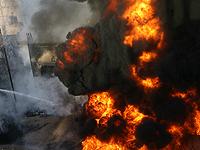 СМИ: ЦАХАЛ уничтожил в Сирии завод по созданию химоружия