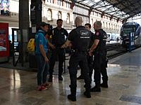 Подозрение на теракт на железнодорожном вокзале в Марселе