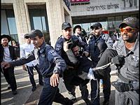 """""""Религиозные беспорядки"""" в Иерусалиме и Бней-Браке. Полиция проводит задержания"""