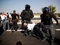 День Гнева ультраортодоксальной общины: беспорядки в Иерусалиме