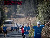 Нескольким участникам забега в Тверии потребовалась медицинская помощь