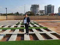 В Ришон ле-Ционе открылось гражданское кладбище