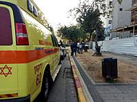 Рабочий получил удар током на стройплощадке в Кирьят-Оно