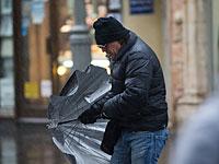 """Метеорологическая служба """"подвела итоги"""" первого зимнего шторма"""