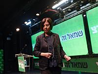 Конференция МЕРЕЦ утвердила порядок проведения праймериз в партии