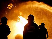 Минувшей ночью в Лоде вспыхнуло несколько пожаров, подозрение на поджог
