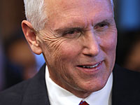 Белый дом: вице-президент США посетит Израиль после Египта и Иордании