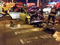 В результате аварии на 77-м шоссе тяжелые травмы получил мужчина