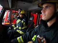 В Хайфе загорелся магазин, подозрение на поджог