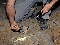 На Голанских высотах обнаружен неразорвавшийся минометный снаряд