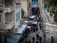 Полиция разыскала тех, кто в Иерусалиме сбросил с крыши булыжник на прохожего