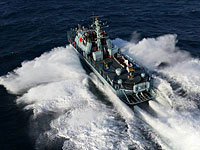 В море у северного побережья Израиля уничтожены два подозрительных предмета