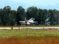 F-16 израильских ВВС (иллюстрация)