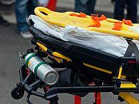 86-летняя женщина, находившаяся за рулем автомобиля, попала в ДТП в Тель-Авиве