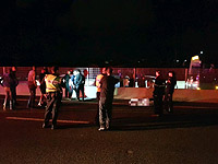 Возле деревни Джиср аз-Зарка автомобиль насмерть сбил мужчину