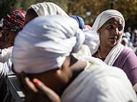 Евреи Эфиопии угрожают ответить голодовкой на сокращение бюджета на алию