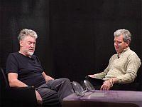 Артемий Троицкий и Дмитрий Брикман